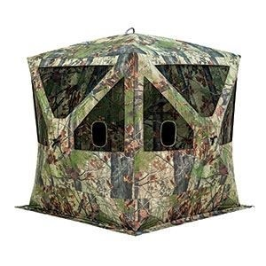 Largest Ground Blinds Keys To Hunting