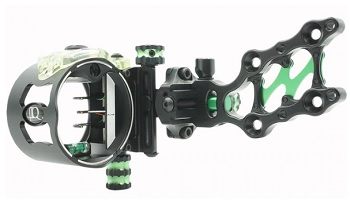 IQ Pro Hunter - A 3 Pin sight with a floater pin